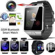 DZ09 Camera Bluetooth Smart Watch Micro Sim Card Pedometer SMS Calls | Smart Watches & Trackers for sale in Nairobi, Komarock