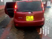 Nissan Note 2011 Red | Cars for sale in Nairobi, Ngara