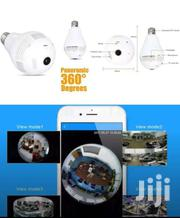 BULB LIGHT WIRELESS IP CAMERA WI-FI FISHEYE 1080P 360 DEGREE MINI CCTV | Cameras, Video Cameras & Accessories for sale in Nairobi, Nairobi Central
