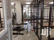 Office Partitioning (Aluminium And Glass) | Building & Trades Services for sale in Nairobi, Kilimani