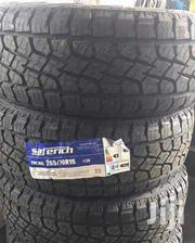 265/70R16 A/T Saferich Tyres | Vehicle Parts & Accessories for sale in Nairobi, Nairobi Central