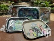 Rick And Morty Tobacco / Herb Rolling Tray | Tabacco Accessories for sale in Kwale, Ukunda