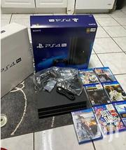 Playstation 4pro 1tb Black   Video Game Consoles for sale in Homa Bay, Central Karachuonyo
