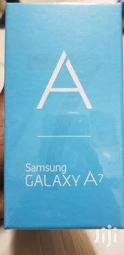 New Samsung Galaxy A7 16 GB Black | Mobile Phones for sale in Nairobi, Nairobi Central