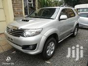 Toyota Fortuner 2012 Silver | Cars for sale in Nairobi, Nairobi West