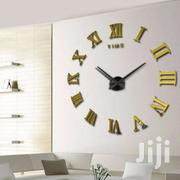 3D Wall Clock | Home Accessories for sale in Mombasa, Mji Wa Kale/Makadara