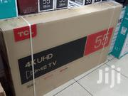 New TCL Curved 4K Uhd Smart TV 55 Inches | TV & DVD Equipment for sale in Nairobi, Nairobi Central