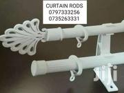 ALL COLORS AVAILABLE ON CURTAIN RODS   Furniture for sale in Nairobi, Imara Daima