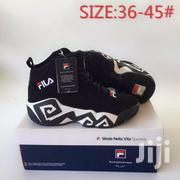 Fila Boot Sneakers   Shoes for sale in Nairobi, Harambee