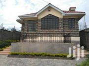 An Executive 3 Bedroom Master Ensuite Bungalow With A Guest House. | Houses & Apartments For Rent for sale in Kajiado, Ongata Rongai