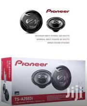 """Pioneer Ts-a2503i 10 Inch 420 Watt New Round Coaxial Car Speakers3way"""" 