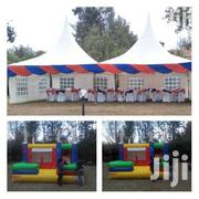 Tents 4.5k, Tables, Chairs, Jumping Castle 5.5, Decor Services Hiring | Party, Catering & Event Services for sale in Nairobi, Uthiru/Ruthimitu