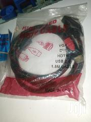 Dvi To Hdmi Cable | Accessories & Supplies for Electronics for sale in Nairobi, Nairobi Central