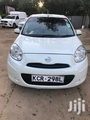 Nissan March 2011 White | Cars for sale in Mombasa, Mikindani