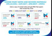 KASNEB NOTES - PRINTED AND BOUND   Classes & Courses for sale in Nairobi, Nairobi Central