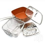 Copper Pan With A Chef Basket | Kitchen & Dining for sale in Nairobi, Nairobi Central