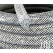 """Braided Hoses (Pvc Clear Braided Hoses 1/2"""" 