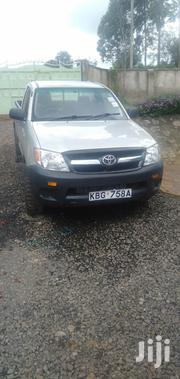 Toyota Hilux 2009 Silver | Cars for sale in Nairobi, Parklands/Highridge