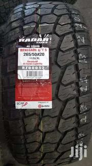 265/50/20 Radar Tyre's Is Made In Thailand | Vehicle Parts & Accessories for sale in Nairobi, Nairobi Central