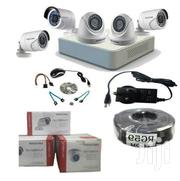 Five Hikvision 1mp Complete CCTV Cameras System | Security & Surveillance for sale in Nairobi, Nairobi Central