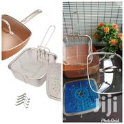 Copper Pan With Chef Basket And Steamer | Kitchen & Dining for sale in Nairobi, Nairobi Central