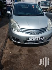 Nissan Note 2011 1.4 Silver | Cars for sale in Mombasa, Majengo