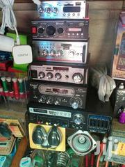 High And Powerfull Amplifier Togehter With Support Bluetooth Enabled | Audio & Music Equipment for sale in Nakuru, Nakuru East