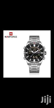 Naviforce Stainless Steel Watch | Watches for sale in Nairobi, Nairobi Central