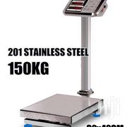 High Precision Digital Electronic Price Platform Scale 150kg (Blue) | Store Equipment for sale in Nairobi, Nairobi Central