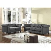 Handsome Classic Quality 5 Seater Chesterfield Sofa   Furniture for sale in Nairobi, Ngara