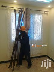 Curtain Rods Installation/Curtains Fixing | Repair Services for sale in Mombasa, Bamburi