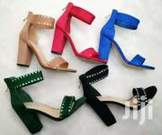 NEW CHUNKY HEELS AVAILABLE | Clothing for sale in Nakuru, Bahati