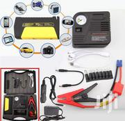Portable Recheargeable Jumpstarter Powerbank With Tyre Inflator | Vehicle Parts & Accessories for sale in Nairobi, Nairobi Central