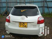 Toyota Auris 2012 White | Cars for sale in Uasin Gishu, Kapsoya