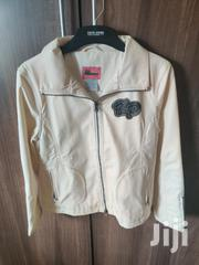Off White Disney Genuine Leather Jacket | Clothing for sale in Nairobi, Westlands