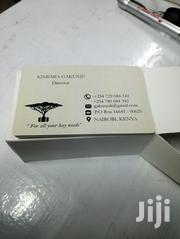 Printing Of Quality Business Cards..Free Delivery. | Other Services for sale in Nairobi, Nairobi Central