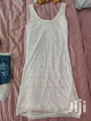 White Lace Short Dress Forever 21 | Clothing for sale in Nairobi, Westlands