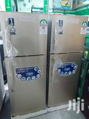 New Arrivals Brand New Mika Gold Color Fridge Double Doors | TV & DVD Equipment for sale in Mombasa, Bamburi