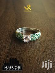 Ready Made Ladies Sterling Silver Engagement Ring On Offer | Jewelry for sale in Nairobi, Nairobi Central