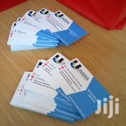 Business Cards Design Printing Free Delivery | Computer & IT Services for sale in Nairobi, Nairobi Central
