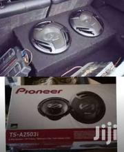10 Inch Round Speakers Pioneer Ts-a2503i 420W | Vehicle Parts & Accessories for sale in Nairobi, Nairobi Central