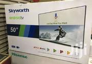 New 50 Inch Skyworth Smart 4k Uhd Android Tv Cbnd Shop Call Now | TV & DVD Equipment for sale in Nairobi, Nairobi Central