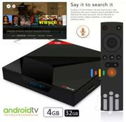 X88 Android TV Box With Voice Control 4GB RAM, 64GB Rom | TV & DVD Equipment for sale in Nairobi, Nairobi Central