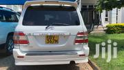 Toyota Land Cruiser 2006 100 4.7 Executive White | Cars for sale in Kisumu, Nyalenda A