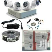 4 CCTV Cameras Complete System Klit | Security & Surveillance for sale in Nairobi, Nairobi Central