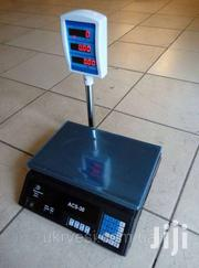 Electronic Price Computing Scale Dual Bright Red LED Tower Commercial | Store Equipment for sale in Nairobi, Nairobi Central