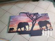 CANVAS 4PIECE WALL HANGING | Building & Trades Services for sale in Nairobi, Nairobi Central
