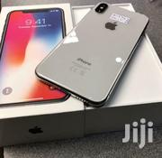 Apple iPhone X 64 GB Silver   Mobile Phones for sale in Nairobi, Nairobi Central