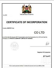 Business Registration Services | Other Services for sale in Kisii, Kisii Central