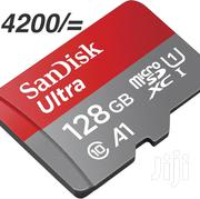 Sandisk Ultra 128GB UHS-I Class 10 Microsdxc Memory Card Up to 80mb/S | Accessories for Mobile Phones & Tablets for sale in Nairobi, Kasarani
